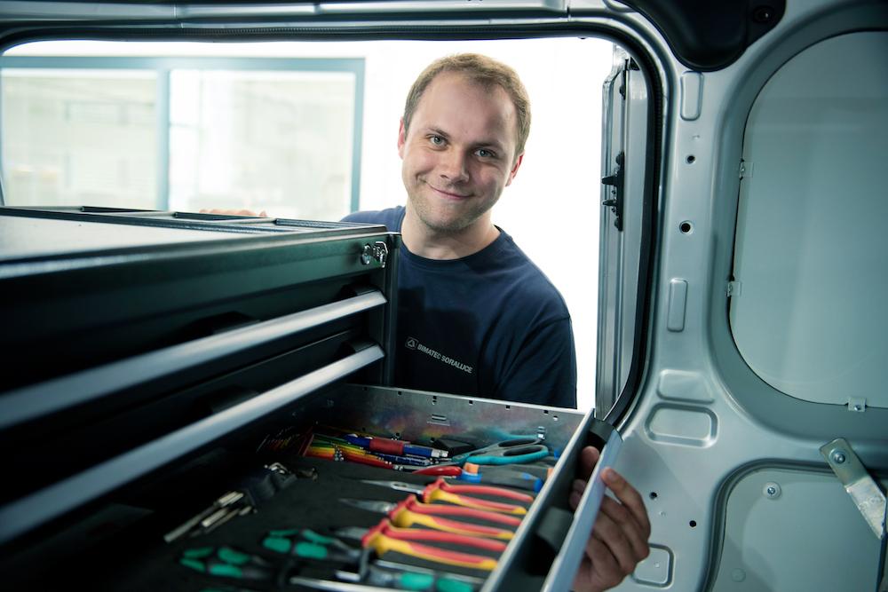 Industriemechaniker / Mechatroniker (m/w/d) für den Außendienst